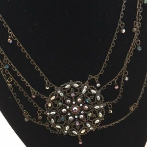 Sorrelli 4 Tiered necklace